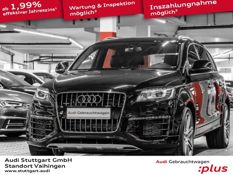 Audi Q7 4.2 TDI quattro 385PS ABT sport style