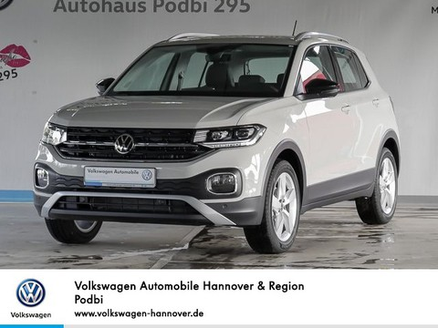 Volkswagen T-Cross 1.0 TSI Style IQ DRIVE