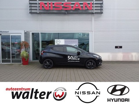 Nissan Micra IG-T - N-Sport Winter &