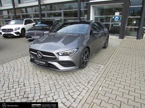Mercedes-Benz CLA 200 d SB AMG line AMG BUSINESS EASY-PACK