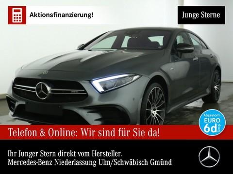 Mercedes-Benz CLS 53 AMG FahrAss