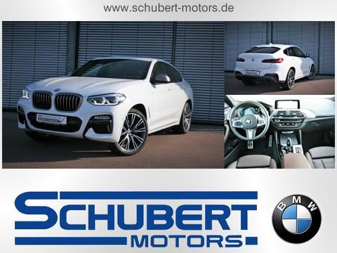 BMW X4 M40 i 21 Indiv H K 4xSitzh