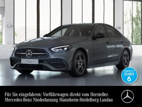 Mercedes-Benz C 300 d AMG Burmester 3D ° Night