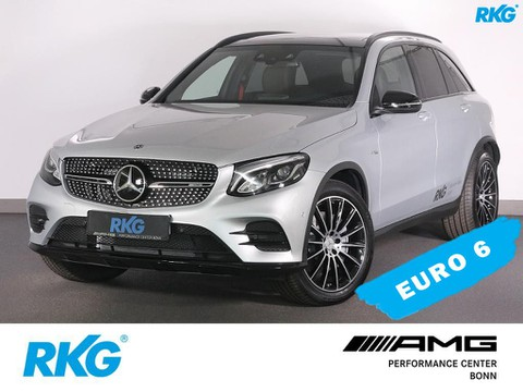 Mercedes GLC 43 AMG Designo Burmester