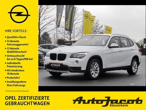 BMW X1 1.8 d sDrive