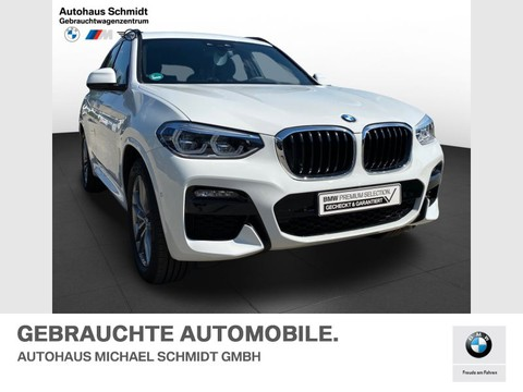 BMW X3 xDrive20i M SPORTPAKET LIVE