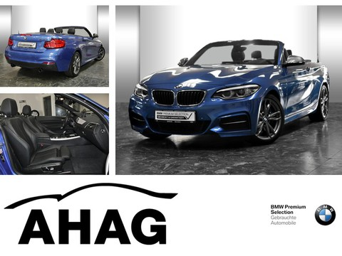 BMW M240i Cabrio Business Package