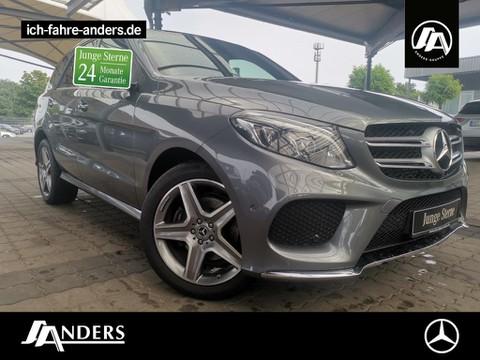 Mercedes-Benz GLE 250 d AMG H&K Easy-P Spur-P °