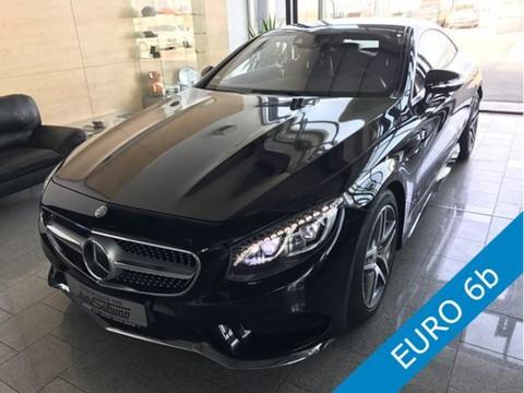 Mercedes-Benz S 500 Coupe AMG-°-FAHRASSISTENZ PAKET