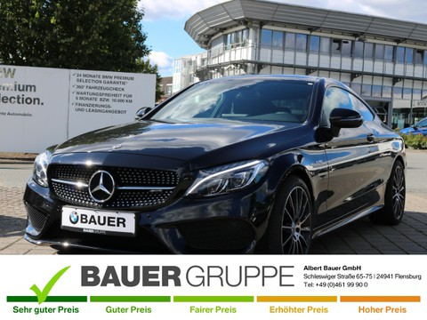 Mercedes-Benz C 43 AMG Coupe