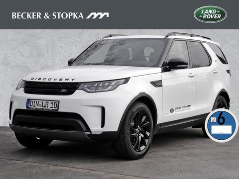 Land Rover Discovery SD4 HSE Black-Pack
