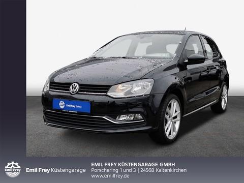 Volkswagen Polo 1.2 TSI (Blue Motion Technology) Highline