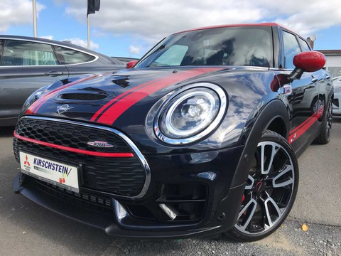 MINI John Cooper Works Clubman n All4 HK DrivingAssist