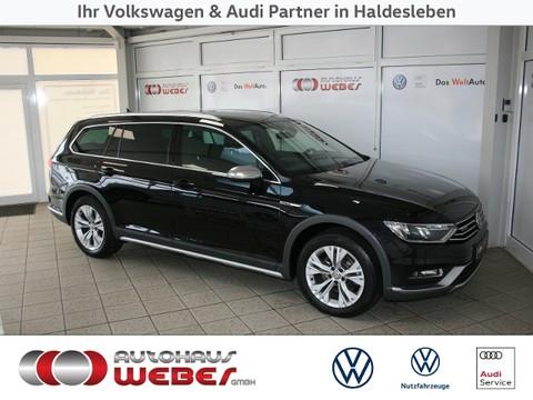 Volkswagen Passat Variant 2.0 l TDI ALLTRACK ACTIV STH