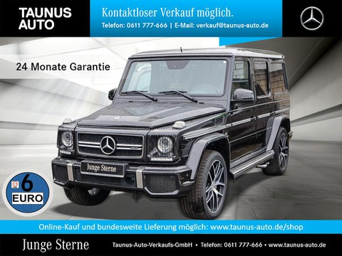 Mercedes-Benz G 63 AMG 3.4 DESIGNO EXCLUSIVE STH UPE 1600