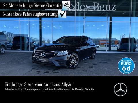 Mercedes-Benz E 200 T AMG LINE NIGHT-PAK