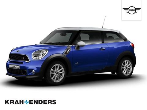 MINI Cooper S Paceman ALL4 Multif Lenkrad