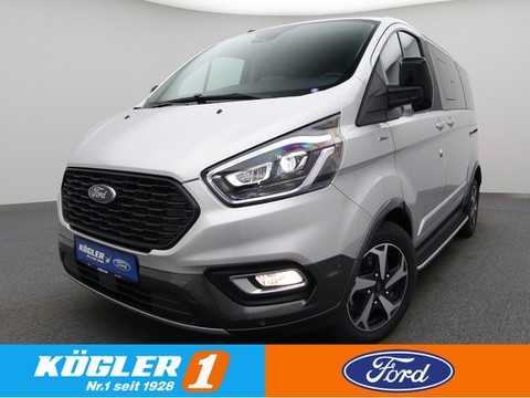 Ford Tourneo Custom L1 Active Hybrid 185PS