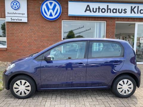 Volkswagen up 1.0 l move up winter-p