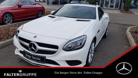 Mercedes-Benz SLC 180 Totwink