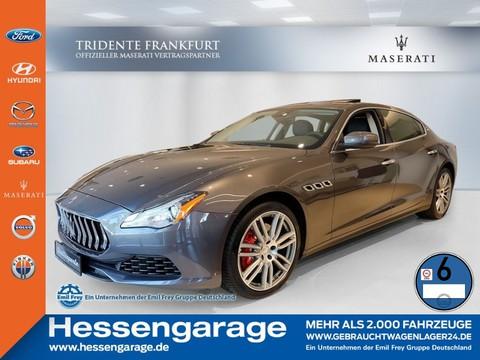 Maserati Quattroporte Diesel bei TRIDENTE FRANKFURT