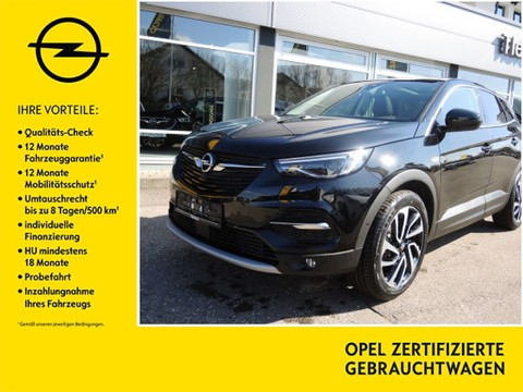 Opel Grandland X 1.6 Ultimate Glassonnendach