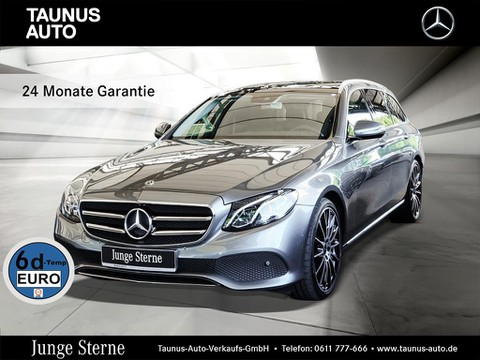 Mercedes-Benz E 400 d T AVANTGARDE