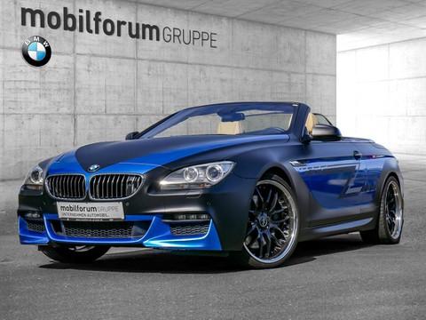 BMW 650 i Cabrio xDrive M-Sport NIGHT VISION