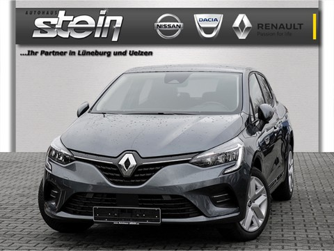 Renault Clio V Experience SCE 65 Notbremsassistnent