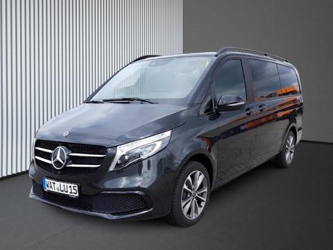 Mercedes-Benz V 250 d Edition lang Fahrassist
