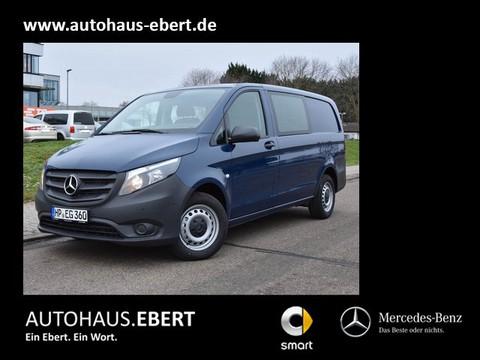 Mercedes-Benz Vito 114 Mixto Holzv