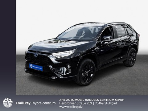 Toyota RAV 4 2.5 Hybrid Black