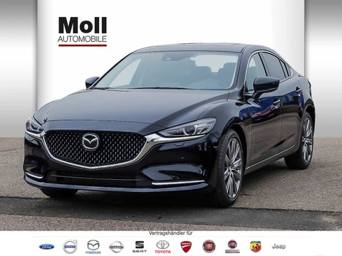 Mazda 6 6 Limousine Drive 184 FWD Sports-Line S GSD ACAA