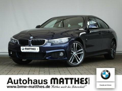 BMW 420 Gran Coupe i xDrive M Sportpaket