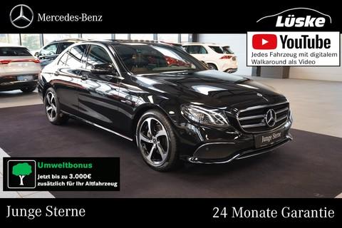 Mercedes-Benz E 300 d SPORTSTYLE Avantgarde