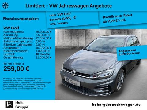 Volkswagen Golf 1.5 TSI VII R-Line Einpark