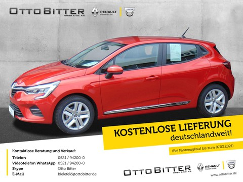 Renault Clio EXPERIENCE TCeH ALLWETTERR EASYLINK