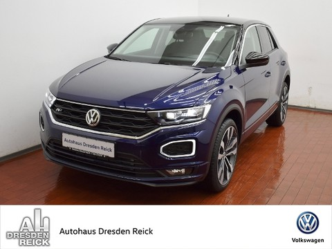 Volkswagen T-Roc 1.5 TSI UNITED OPF