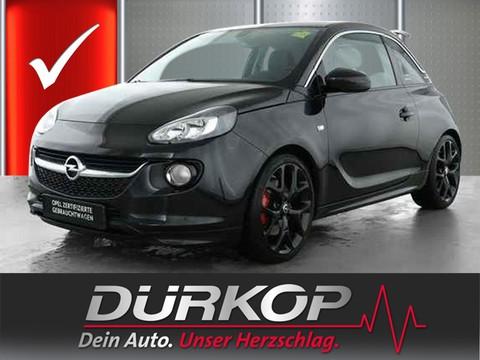Opel Adam 1.4 S Turbo Sitz-Hzg Tfl hi S S Sitz-Hzg LMR Lenkrad-Hzg Sicht Licht_Paket