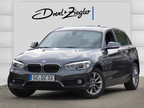 BMW 116 i Sport Line Alu17