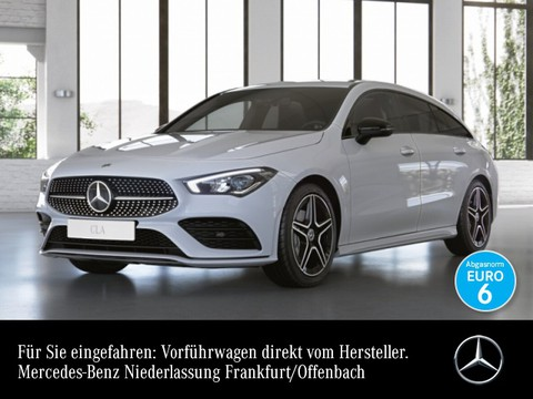 Mercedes-Benz CLA 200 d AMG Night