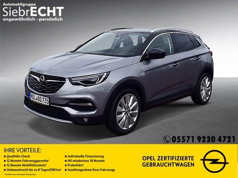 Opel Grandland X 2.0 Ultimate SitzbelÃ