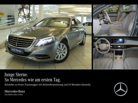 Mercedes S 500 Sitzklima Servoschl G