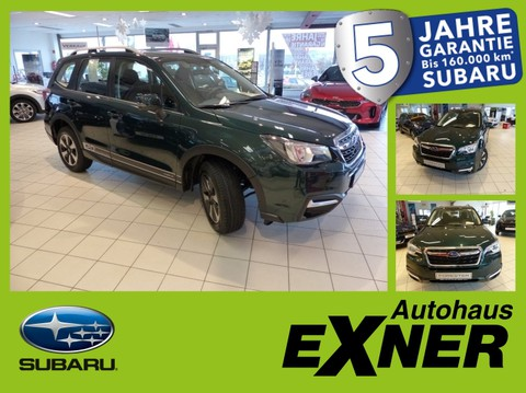 Subaru Forester 2.0 X Edition - -