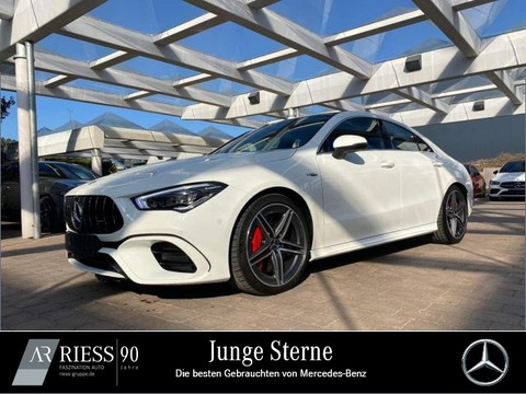 Mercedes-Benz CLA 45 AMG Cp Drivers P Ambiente