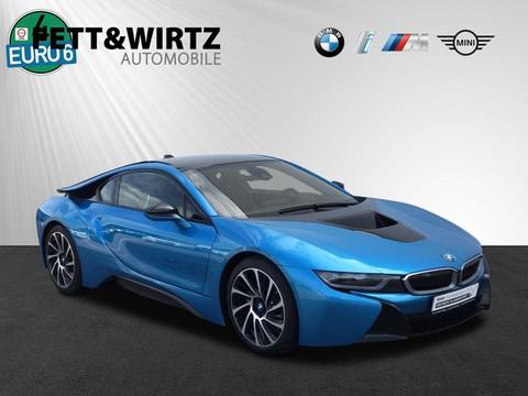BMW i8 Coupe - DriAssist 20 Harman