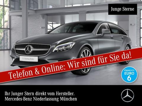 Mercedes-Benz CLS 350 d SB ° Airmat Sportpak