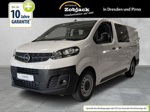 Opel Vivaro 2.0 FlexSpace DOKA L IntelliGrip
