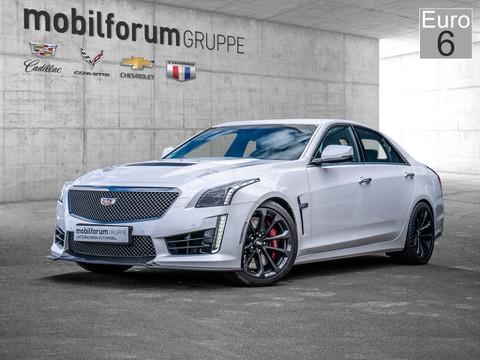 Cadillac CTS 6.2 L -V V8 RWD AT8 Carbon Edition