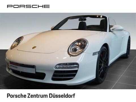 Porsche 997 3.8 911 Carrera 4 S Cabrio AD El